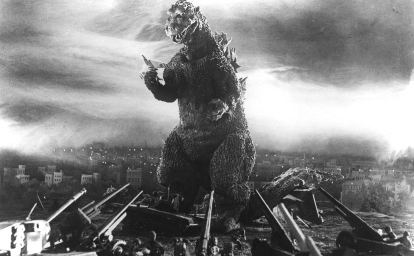 Godzilla Movie Marathon