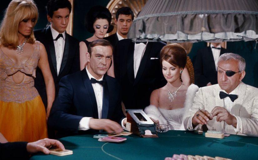 James Bond Movie Marathon: A License for Sleep Deprivation
