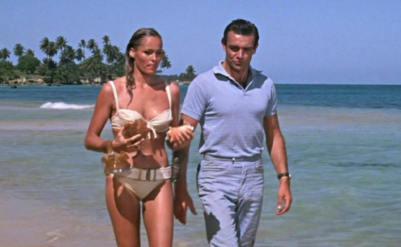 Someone did it: James Bond Movie Marathon