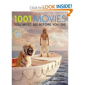 1001 Movies to See Before You Die