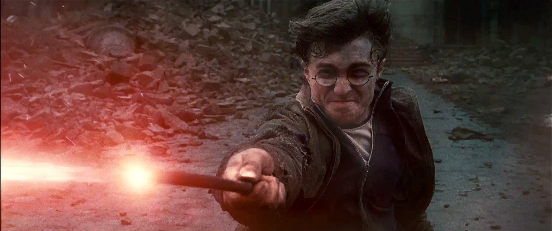 Harry Potter Still