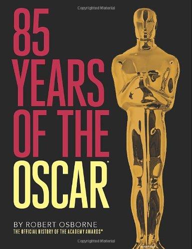 Best Picture Oscar Movie Marathon Checklist