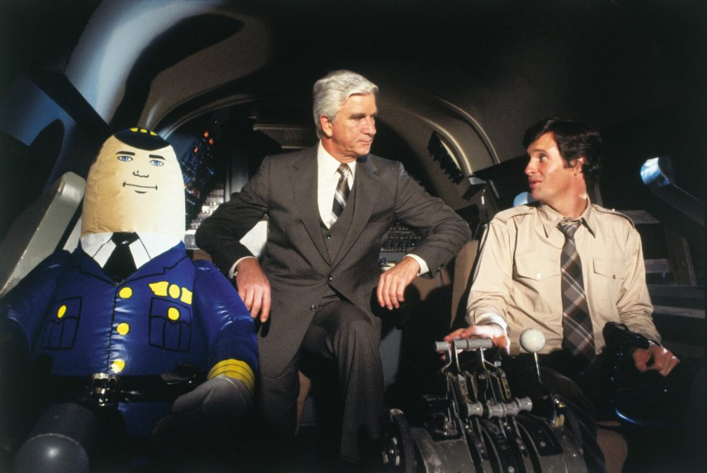 Airplane Still Shot
