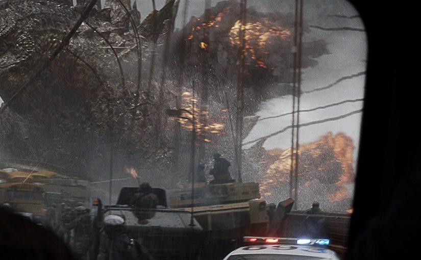 I love Godzilla!