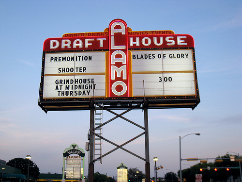 Alamo Draft House Cinema