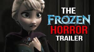 If Frozen Were A Horror Film