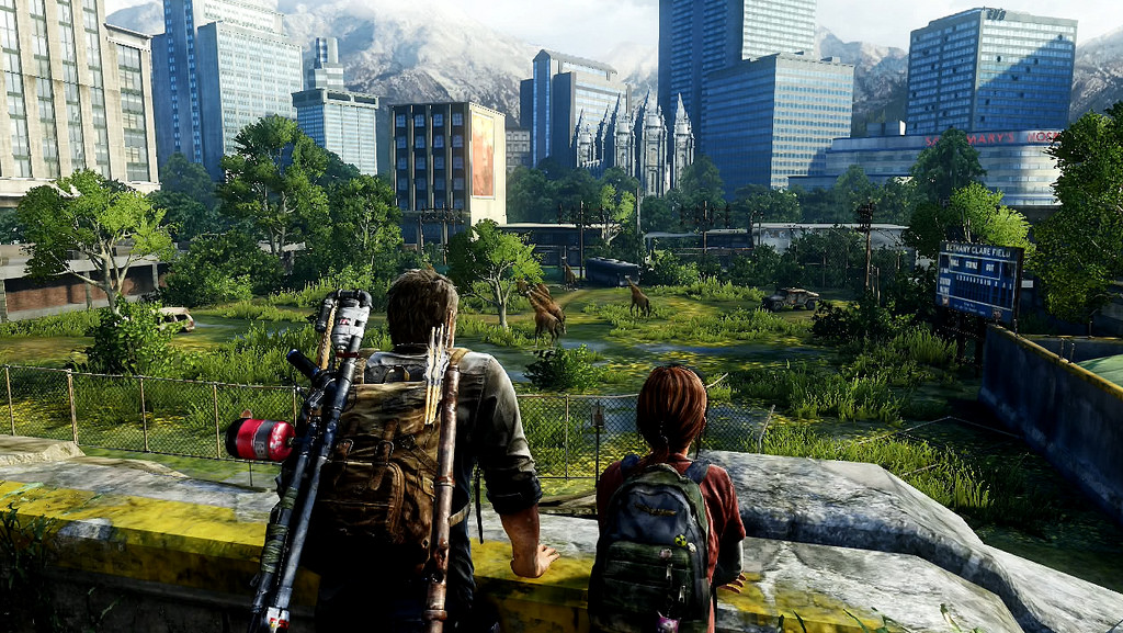 The Last Of Us Still Shot