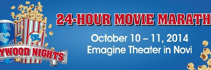 Hollywood Nights Movie Marathon 2014