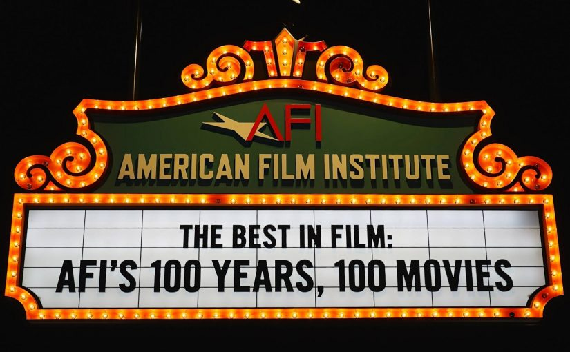 Quick Links: American Film Institute's Top Films
