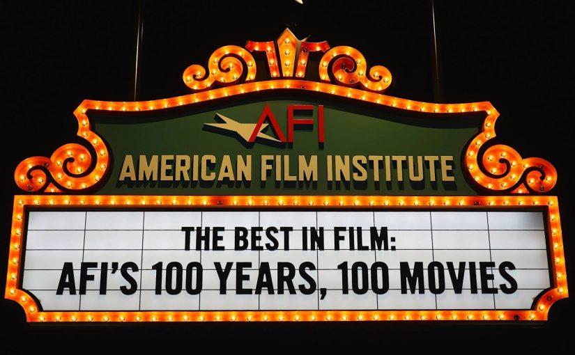 Quick Links: American Film Institute's Top Films