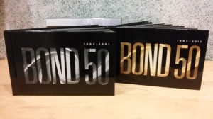 Bond 50 - Volumes 1 and 2