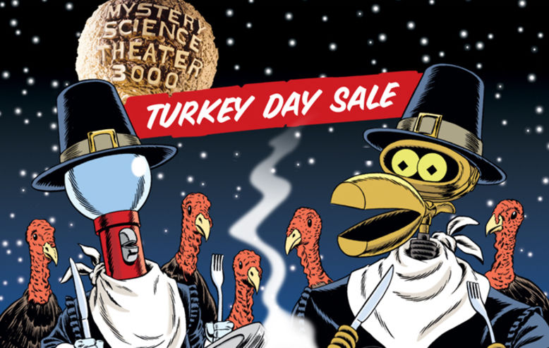 MST3K Is Back On Thanksgiving!
