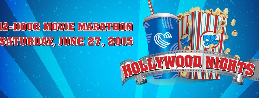 2015 Hollywood Nights 12-Hour Movie Marathon