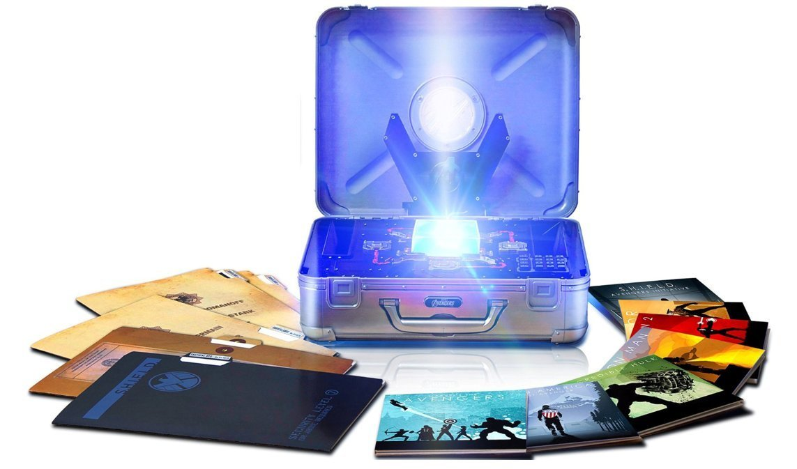 Marvel Cinematic Universe Phase 1 Box Set
