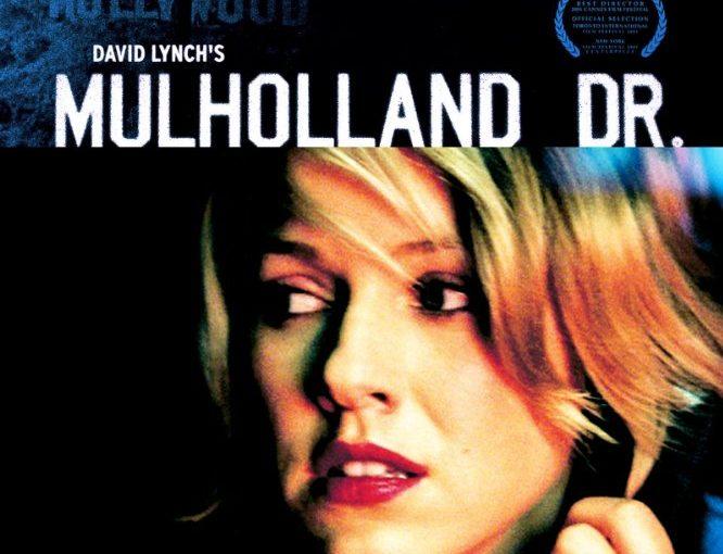 Mulholland Drive Film Poster