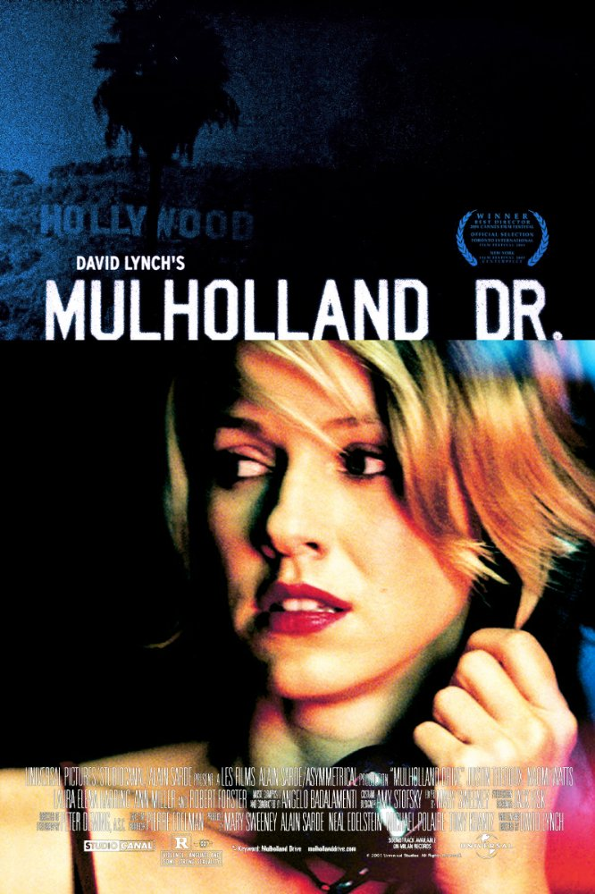 Mulholland Drive Film Poster