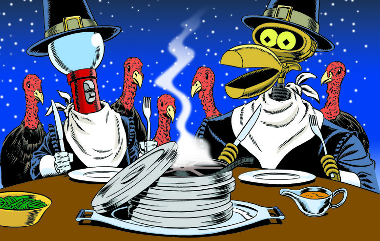 MST3K Turkey Day 2016