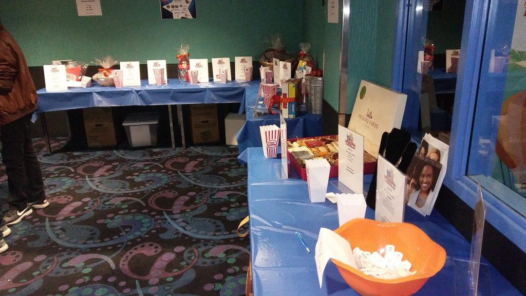 Children's Leukemia Foundation Movie Marathon Raffle