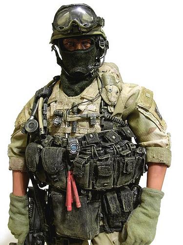 Navy SEAL Desert Operations