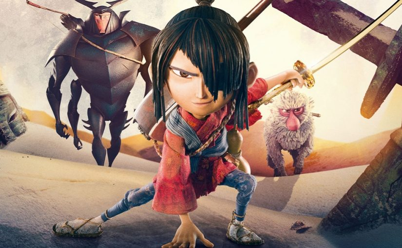 Kubo and the Two Strings International Poster