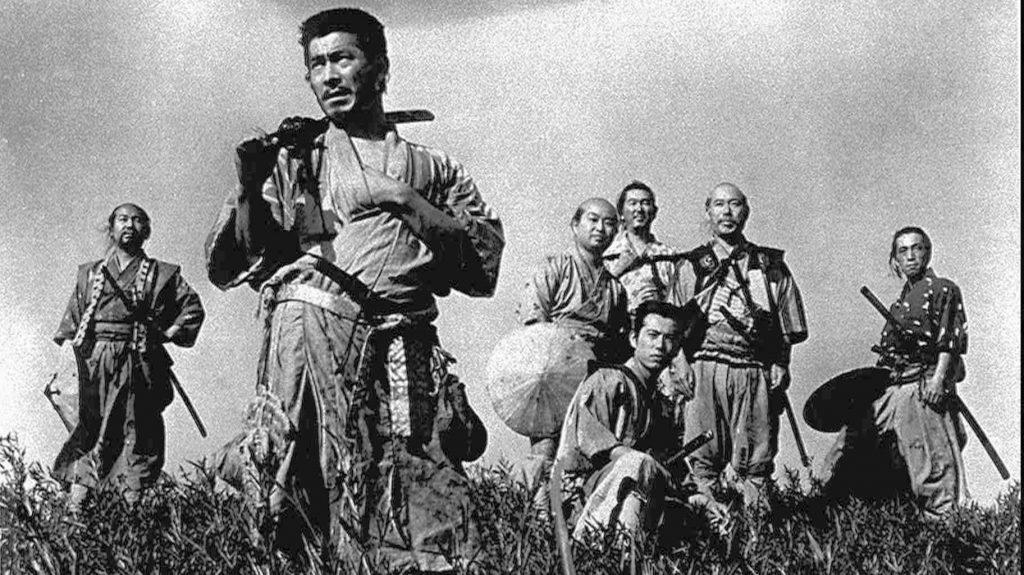 Seven Samurai Movie Still