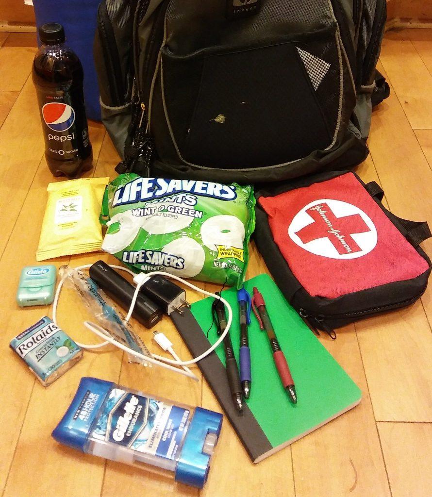 Movie Marathon Survival Kit