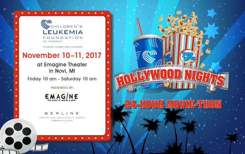 Early Movie List for Hollywood Nights Movie-Thon 2017