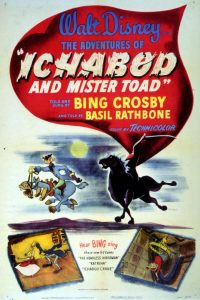 The Adventures of Icabod and Mr. Toad