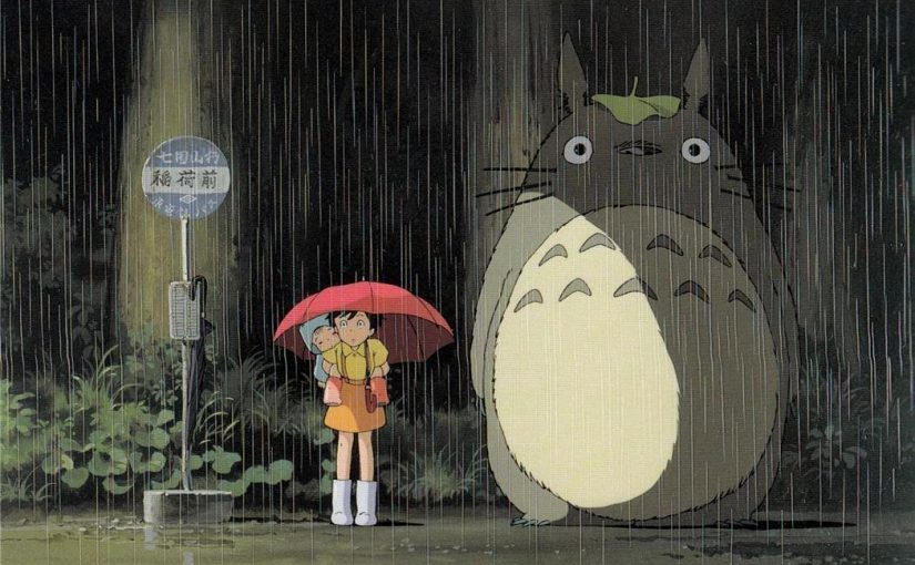 My Neighbor Totoro Still Shot