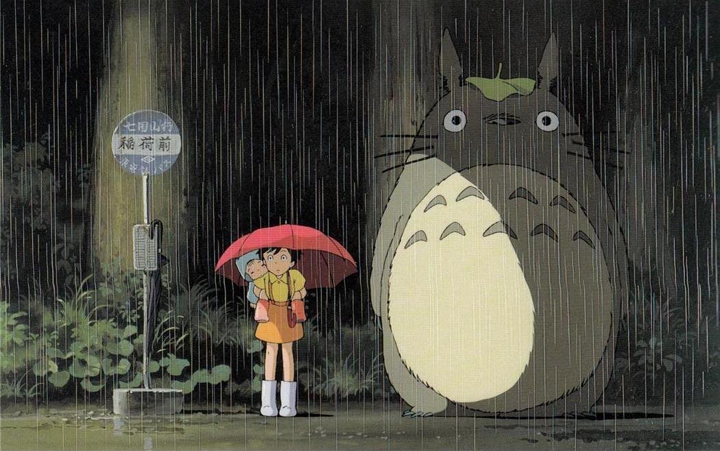 My Neighbor Totoro Still Shot