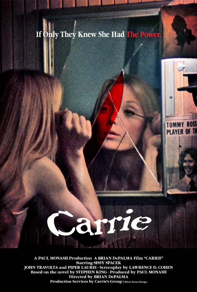 the sin and evil in carrie a novel by stephen king
