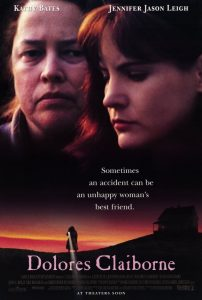Dolores Claiborne Movie Poster
