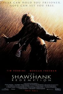 The Shawshank Redemption Movie Poster