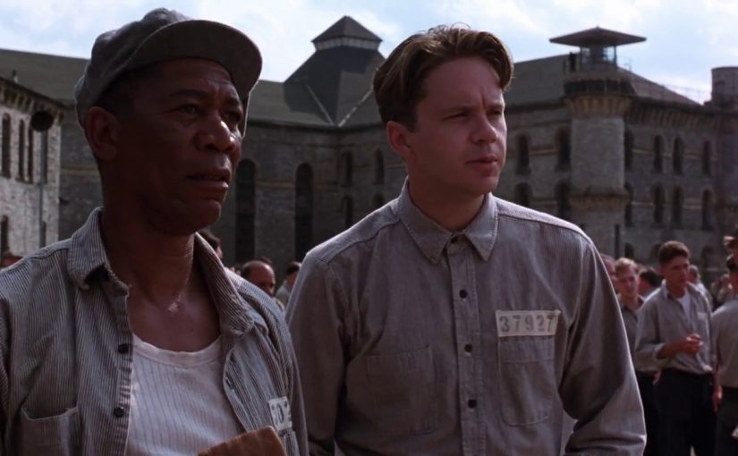 Shawshank Redemption Still Shot