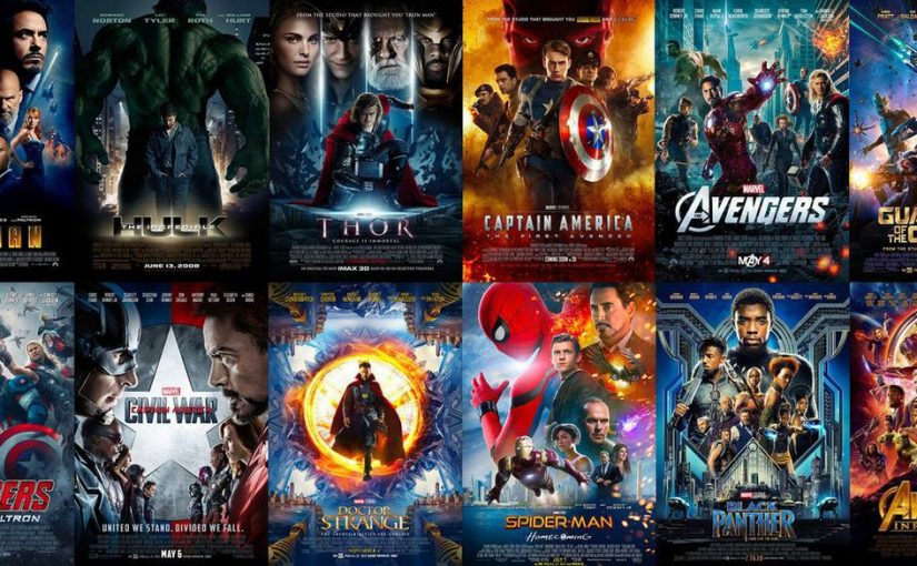 Get Paid for a Marvel Movie Marathon?