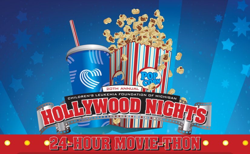 20th Annual CLFM 24-Hour Movie Marathon!