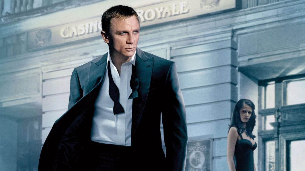 James Bond - Casino Royals