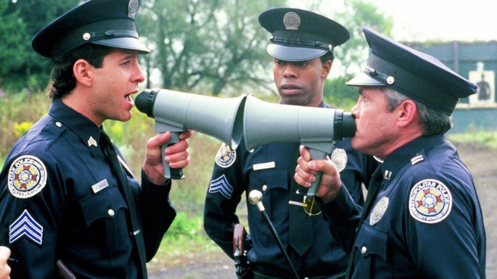 Police Academy Still Shot