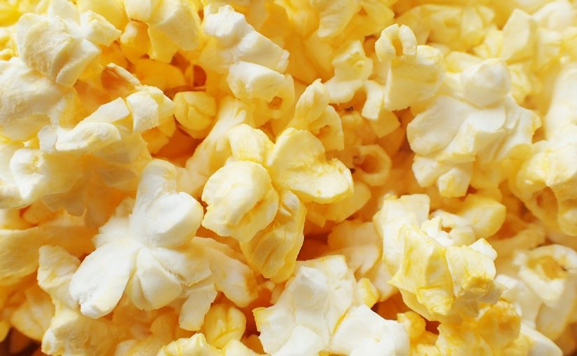 Making Movie Marathon Popcorn