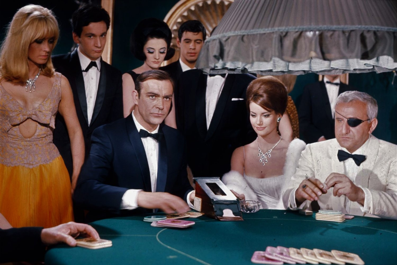 James Bond Still