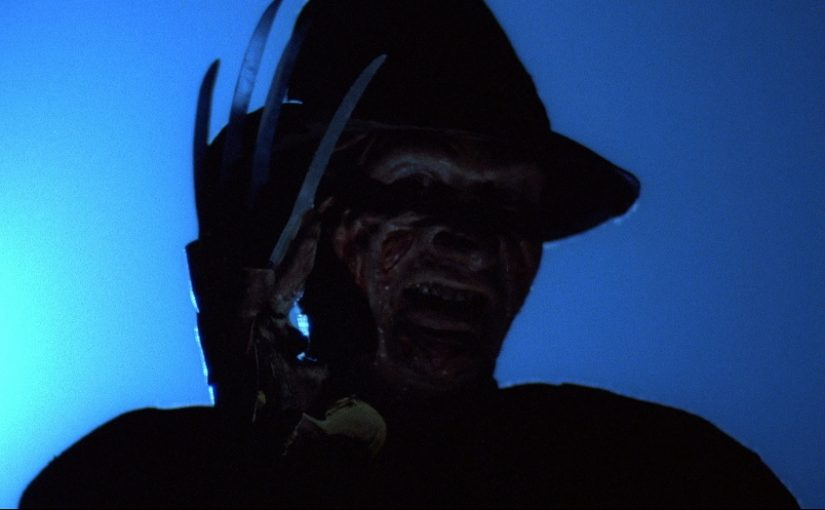 Nightmare on Elm Street Movie Marathon