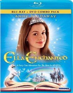 Ella Enchanted Blu Ray