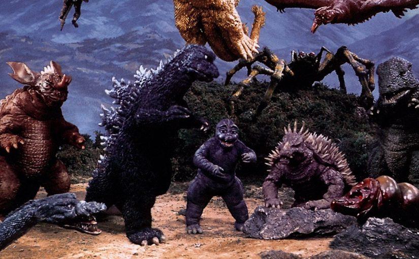 Quick Links: Report from a Godzilla Movie Marathon