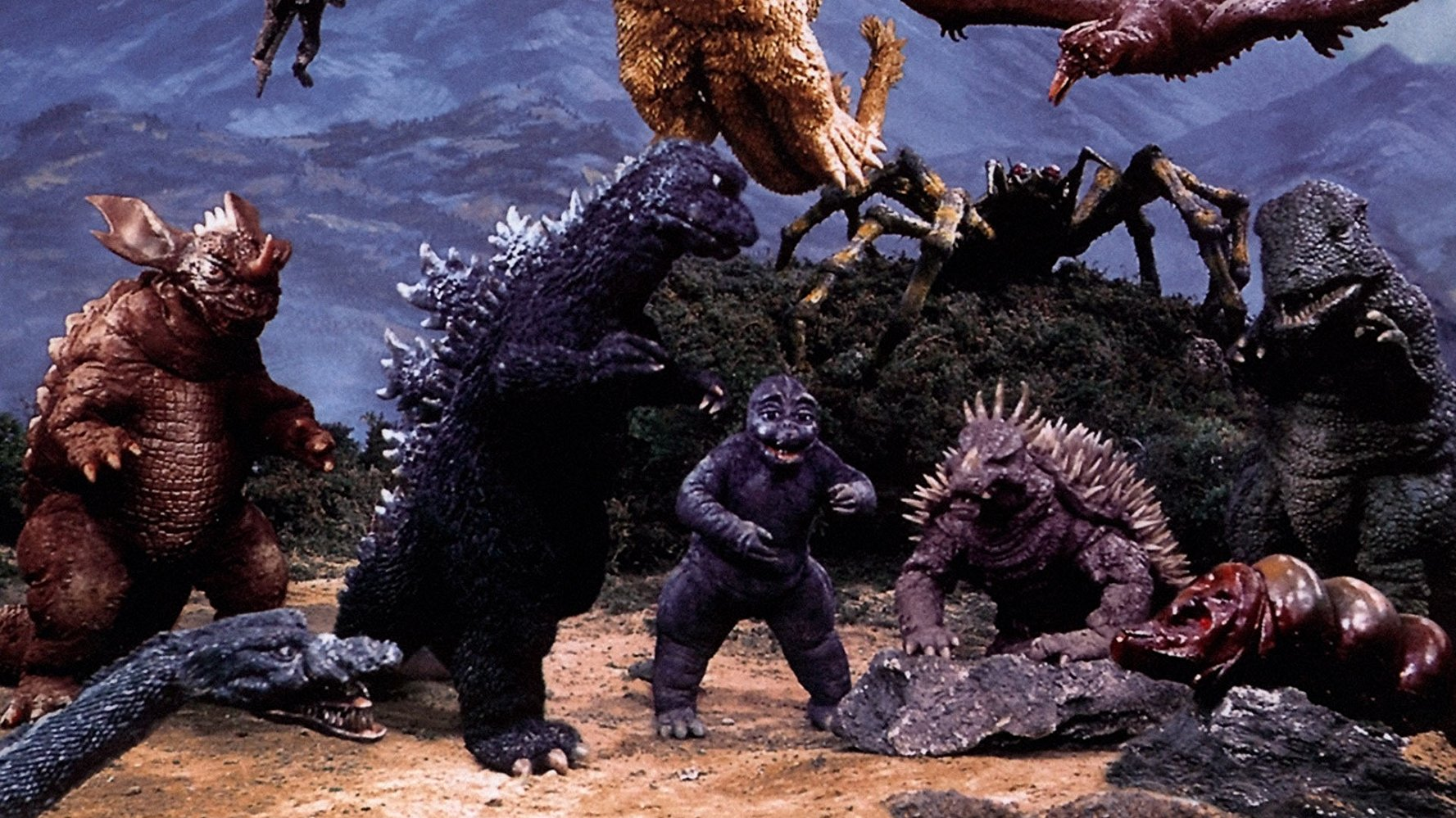 The actor who played the original Godzilla died yesterday. Let's remember his work by revisiting one of the first articles I wrote for the 24-hour movie marathon website. Godzilla: King of the Movie Marathon!