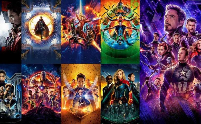 Watch the Entire Infinity Saga in Theaters!